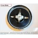 Food Processor Cross Blade BL2234